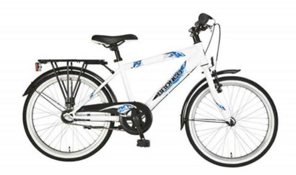 min cykel er blevet stjålet