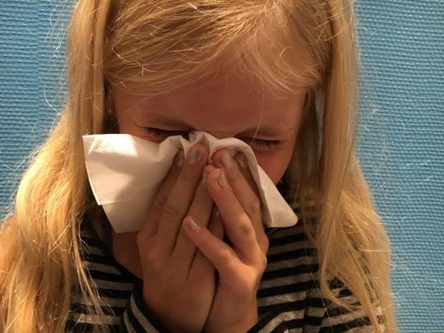 lungebetændelse uden feber